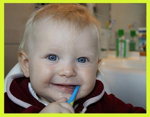 braune streifen auf den zähnen