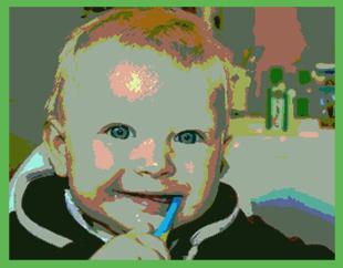 schwarze zähne bei kindern
